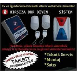 Türk Guard (Erken Uyarı) Alarm Sistemi