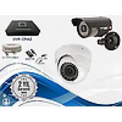 2 li Güvenlik Kamera Seti